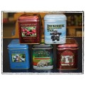 Beautiful Tea Tins - 12 Teabags - Assorted Flavors